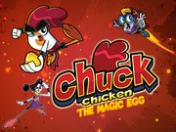 Chuck Chicken Yumurta Fırlatma